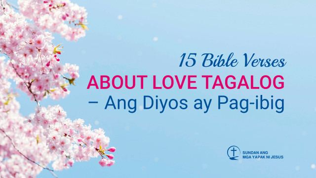 Bible Verses about Love Tagalog