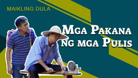 "Tagalog Christian Skit | ""Mga Pakana ng mga Pulis"" 